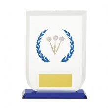 Gladiator Glass Darts Award